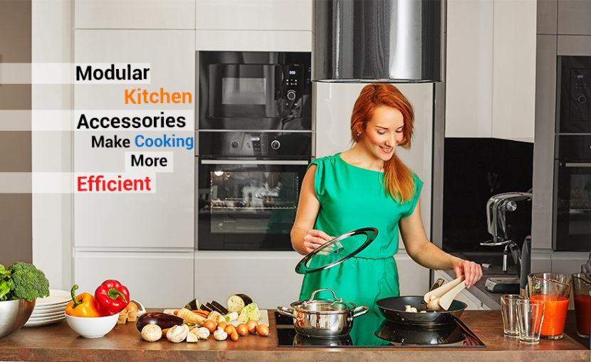 Modular Kitchen Accessories Make Cooking More Efficient